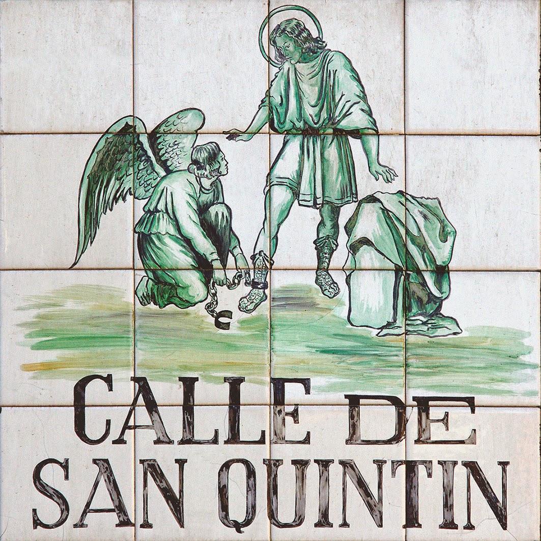Calle de San Quintín