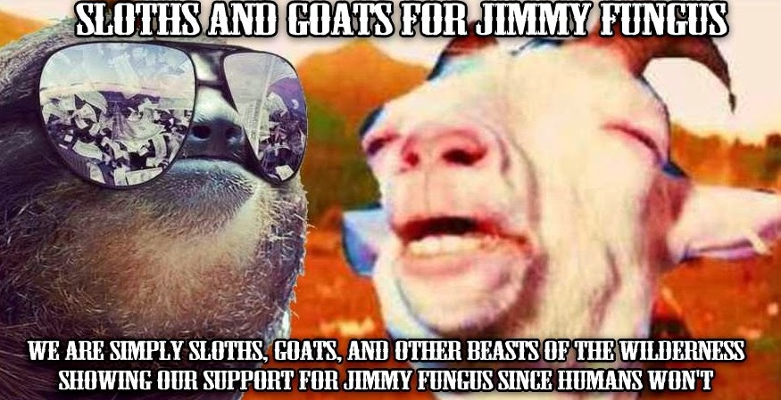sloths and goats for jimmy fungus jimmyfungus com goats strike back! the bleating goat meme is,Billy Goat Meme