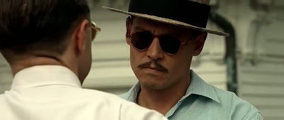 Screen Shot Of Public Enemies (2009) Dual Audio Movie 300MB small Size PC Movie