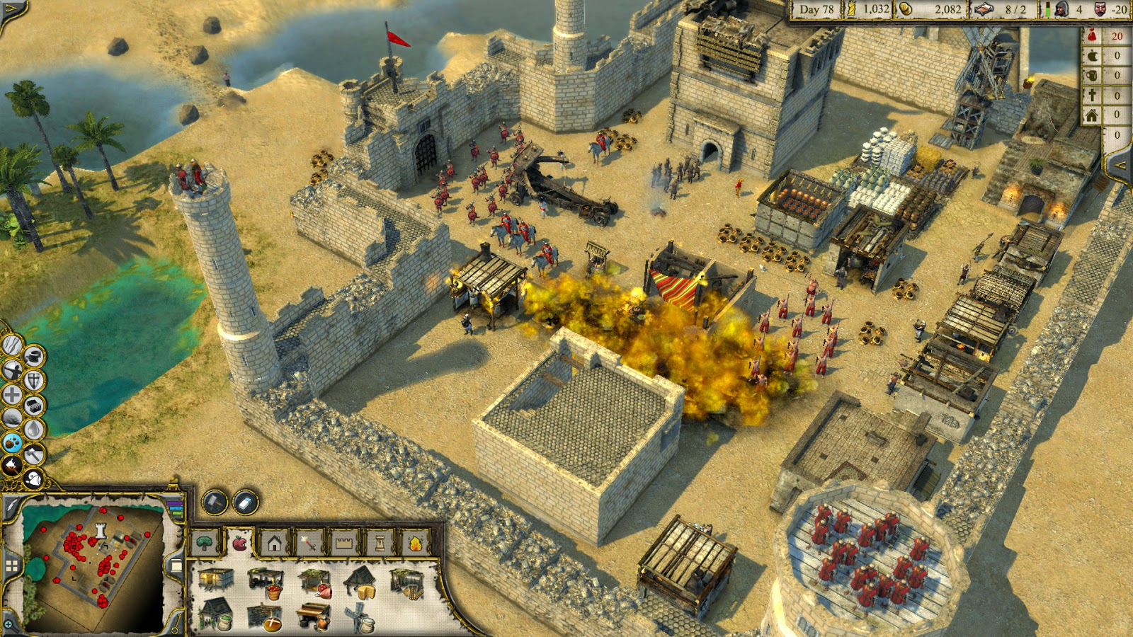 Stronghold Crusader 2 Free Download Full Version