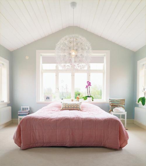 blog de decoração Arquitrecos Quarto de casal Cama na