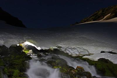 cuevas nieve jérez del marquesado sierra nevada en primavera