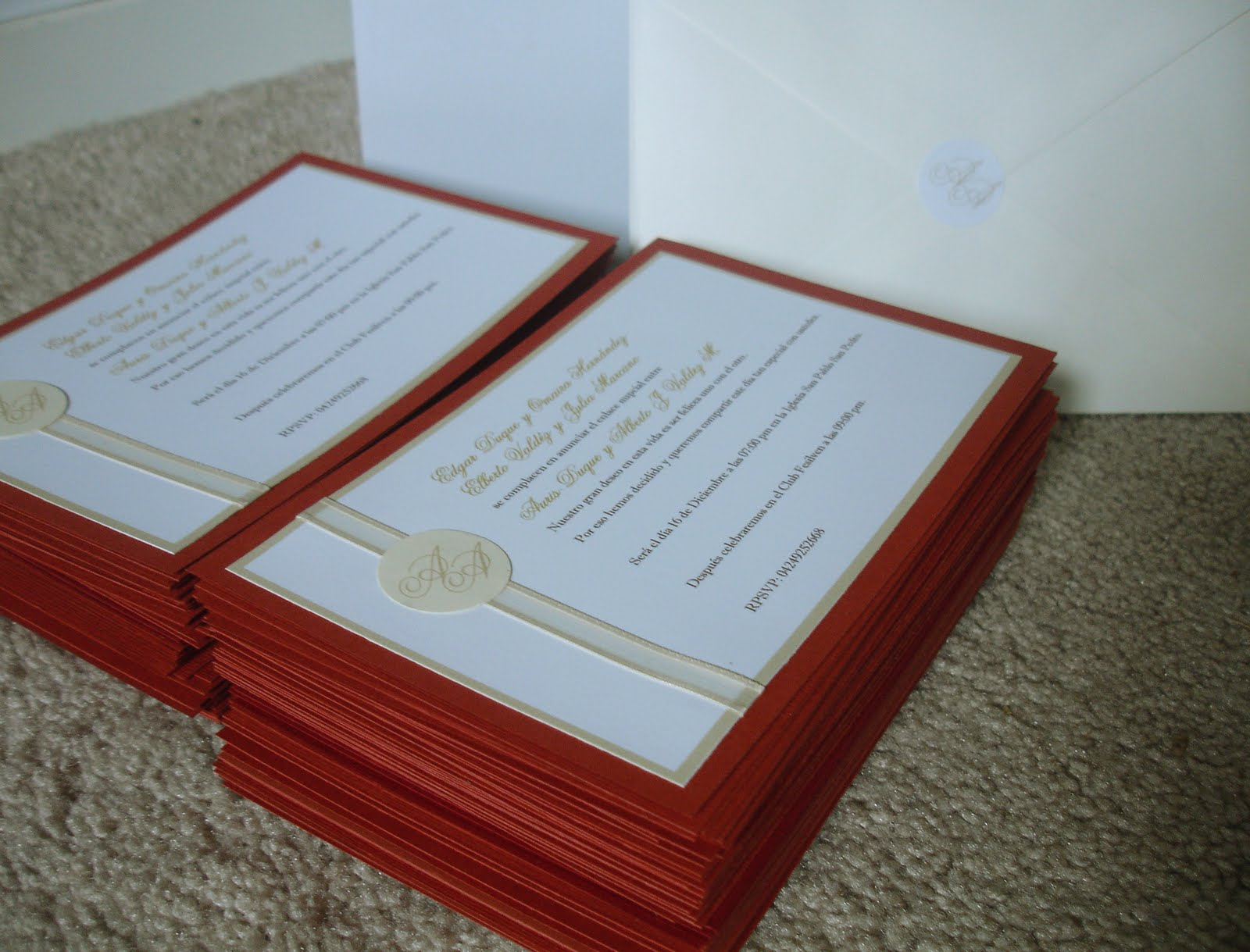 Red Invitations Wedding is amazing invitations layout
