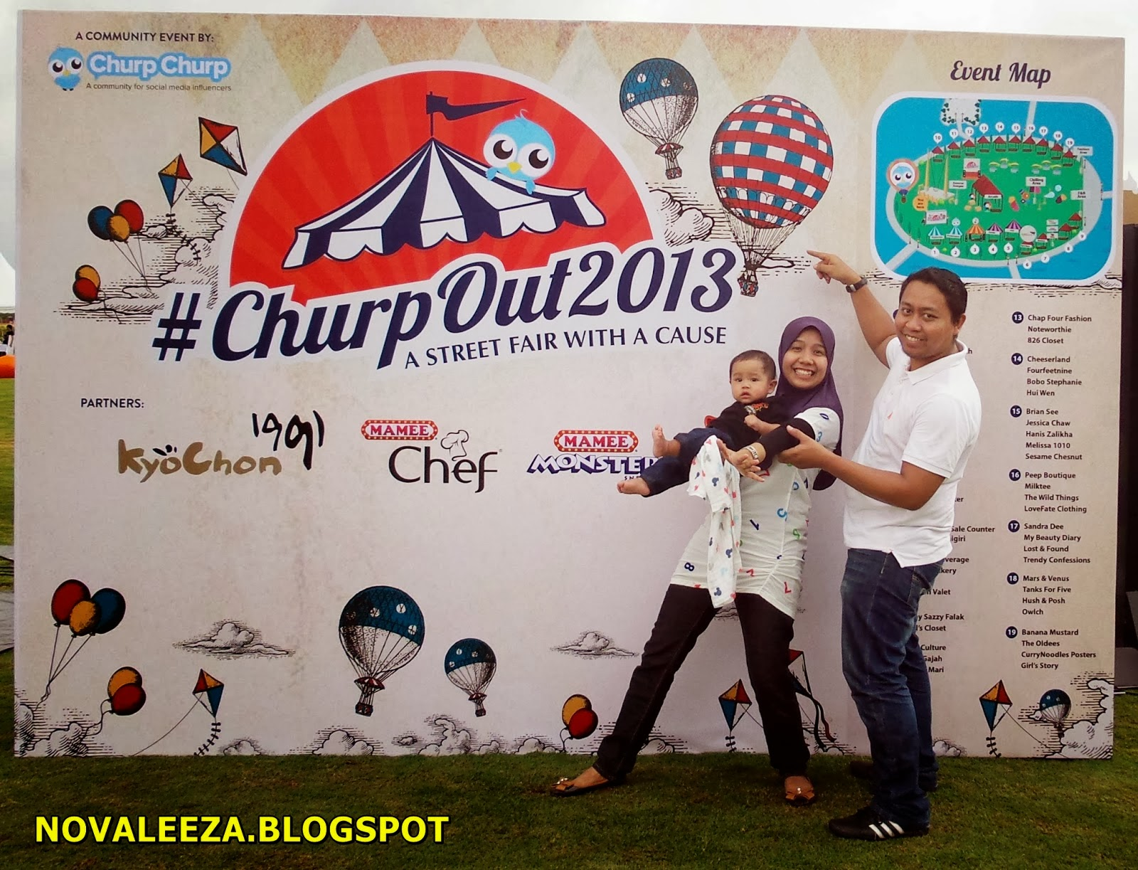 #CHURPOUT2013 di Setia City Mall, Shah Alam 19.10.2013