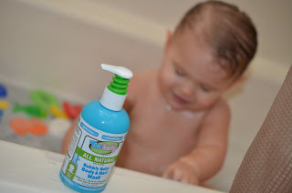 Bubbly Baby Body & Hair Wash 5