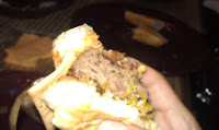 homemade hamburgers mini
