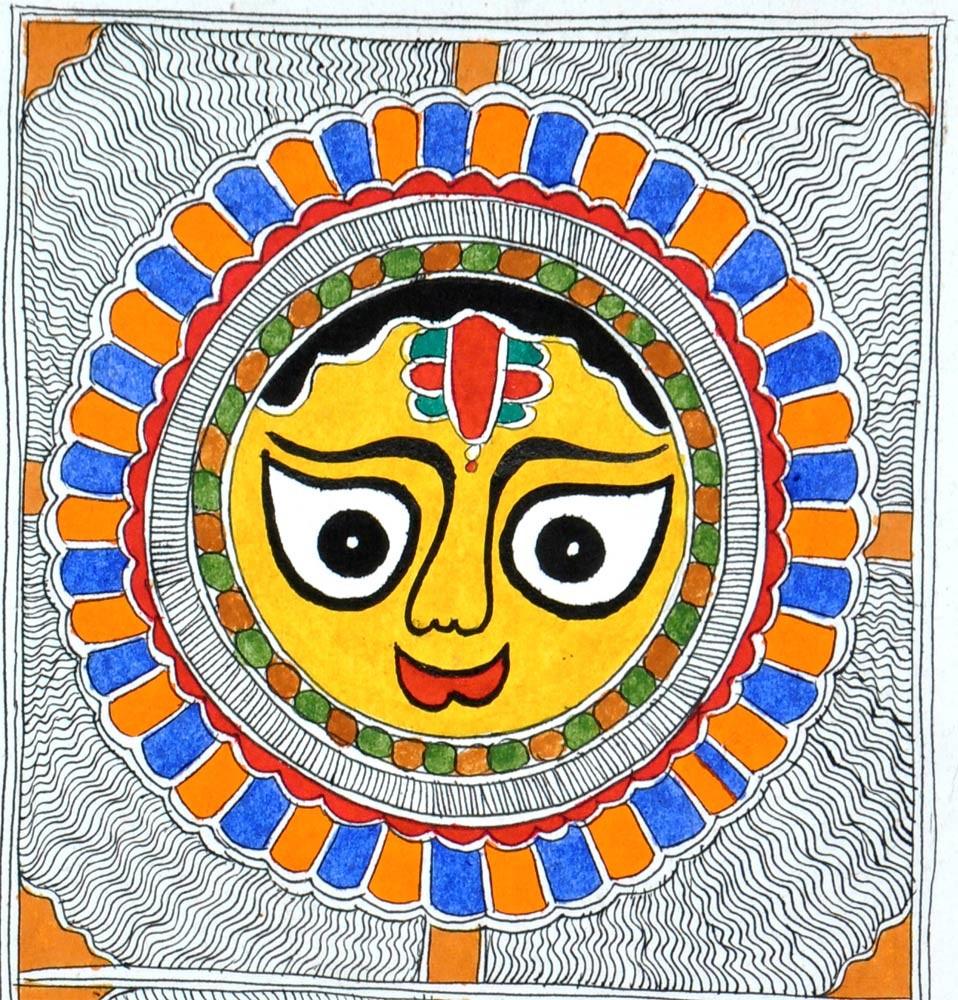 Shoppingindia december 2012 history of madhubani paintings thecheapjerseys Images