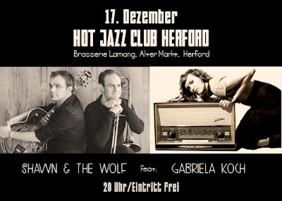 Shawn & The Wolf feat. Gabriela Koch in Herford