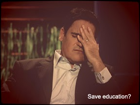 Save education?