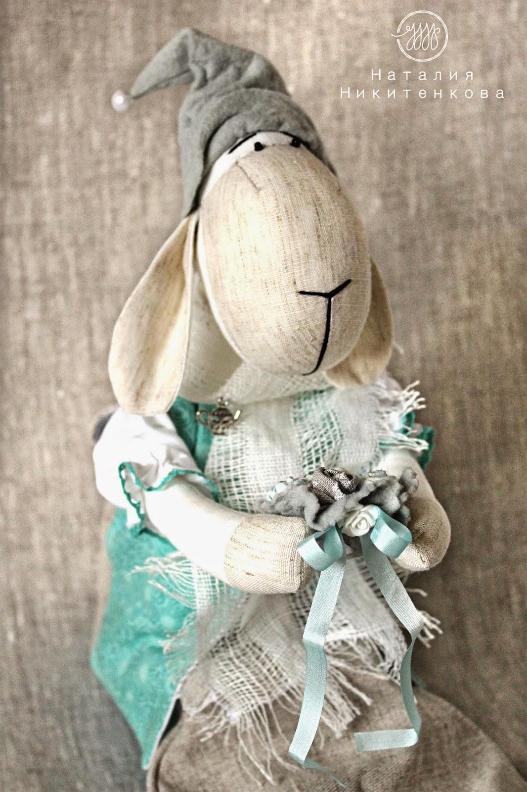 бежевый, овечка, овца, новогодний подарок, в стиле прованс, стиль прованс, прованс кухня, прованский шик, прованские мотивы, пакетница, барашки, овечки, подарок на 8 марта, восьмое марта, подарок девушке, подарок бабушке, на кухню, для кухни, подарок,