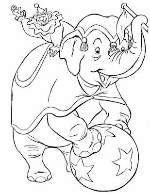 forest baby animal coloring page