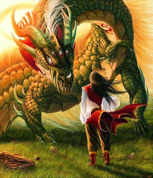 Various-eye-Dragon