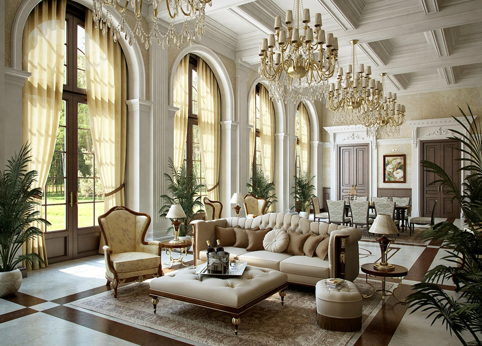 Stunning Luxury Home Interior Design Living Rooms 990 x 710 · 312 kB · jpeg
