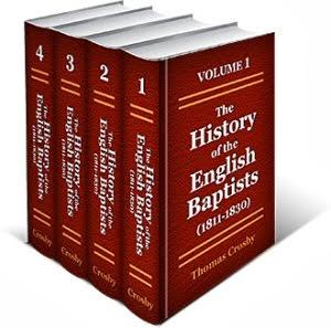 A História dos batistas Inglêses (4 vols.)
