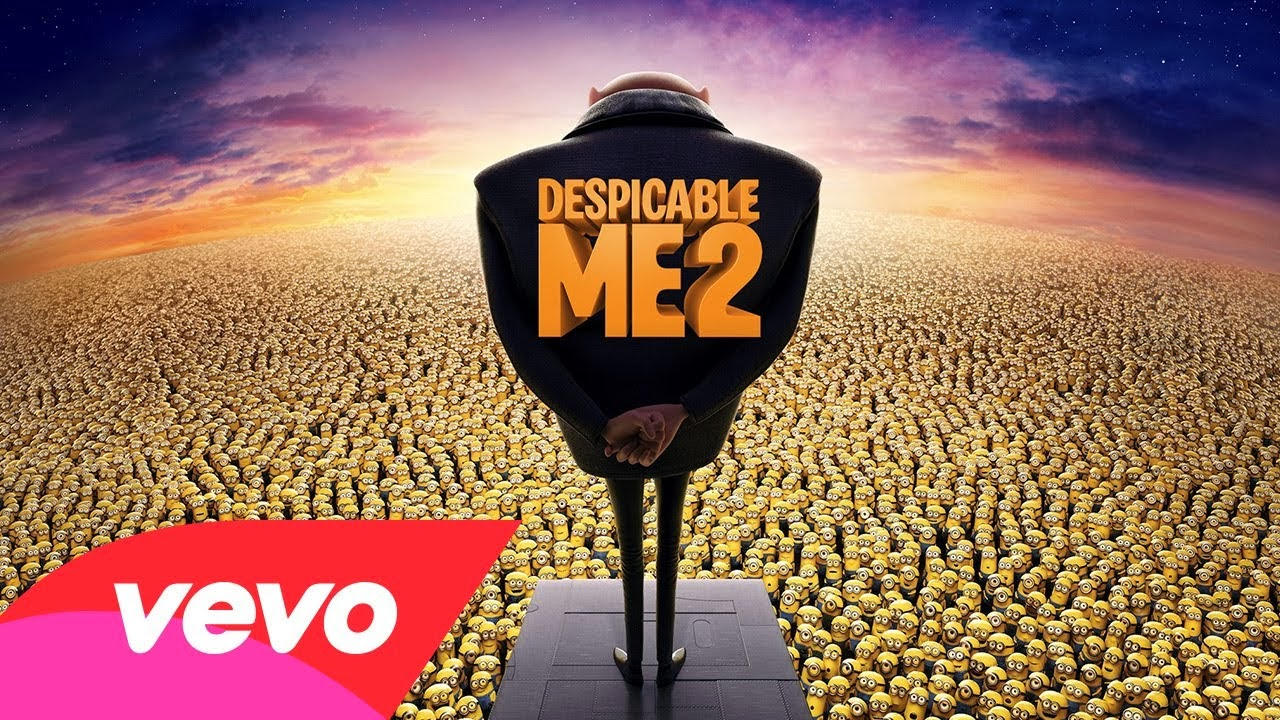 happy despicable me 24h pharrel williams