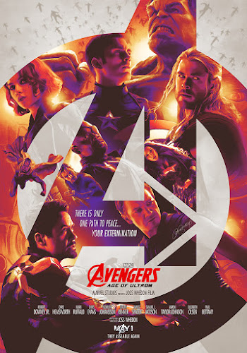 Avengers: Age of Ultron (BRRip 3D 1080p Dual Latino / Ingles) (2015)