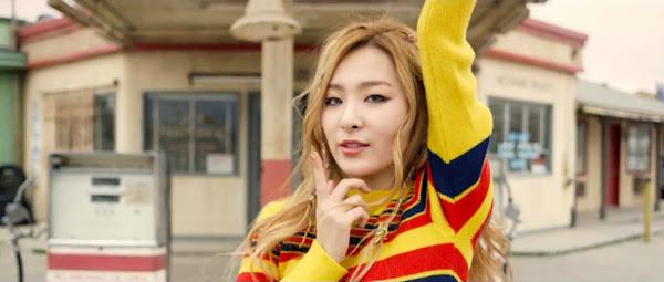 Red Velvet Seulgi Ice Cream Cake