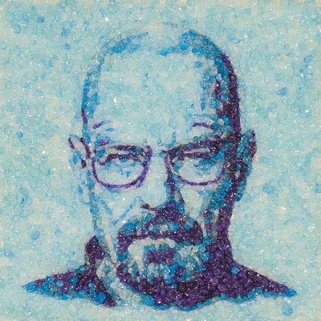 05-Breaking-Bad-Bryan-Cranston-Jason-Mecier-Paintings-or-Sculptures-in-Portrait-Collage-www-designstack-co