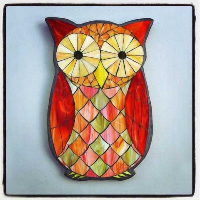 Foxy Owl