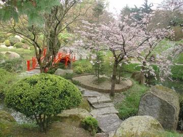 Jardins du monde for Rocher jardin japonais