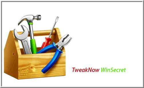 TweakNow WinSecret 2012 v 4.2.5