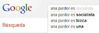 Ana Pastor es...