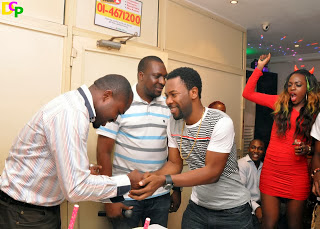 Ruggedman's Birthday Party