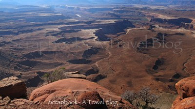 Murphy's Point in Canyonlands National Park