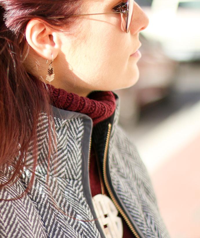 by boe earrings