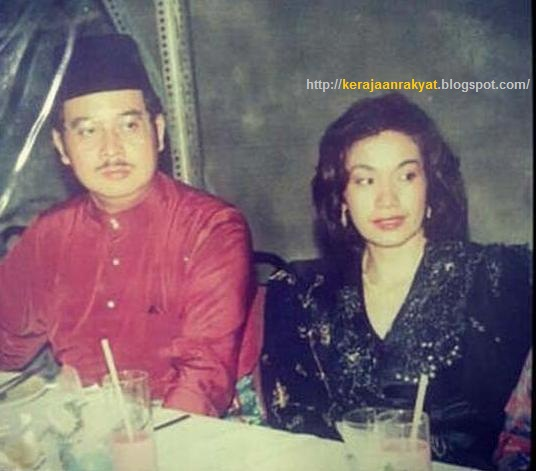 Dalam kenangan: Datuk Seri Najib dan Datin Seri Rosmah Mansor