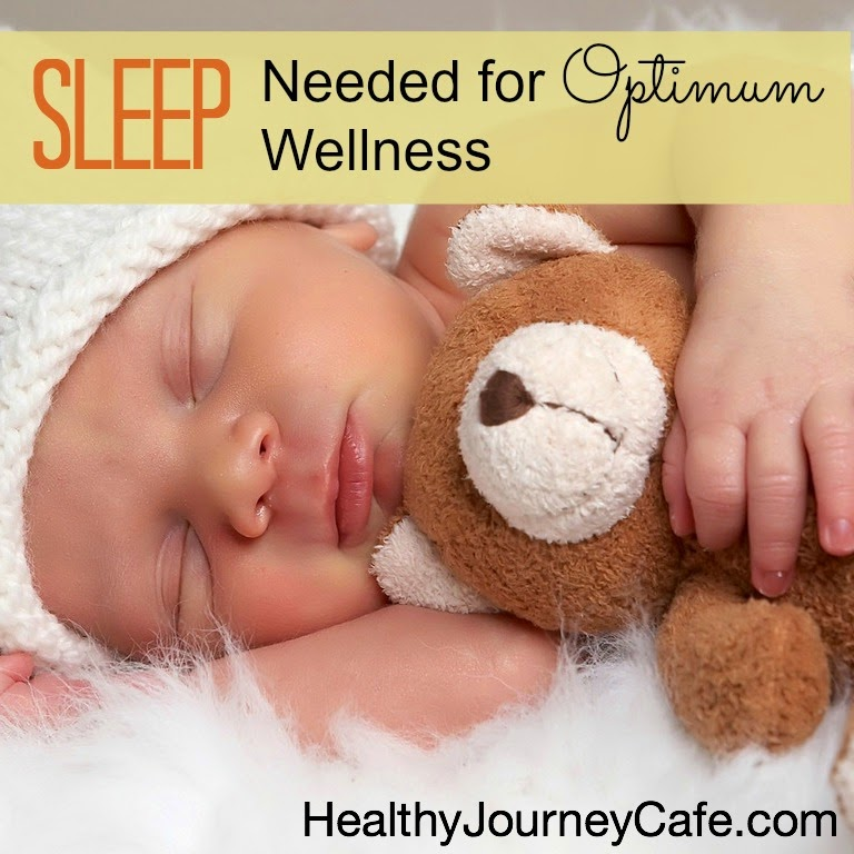 Sleep Needed for Optimum Wellness