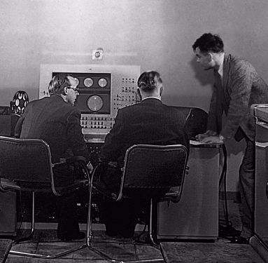 Hear Alan Turing's computer music from 1951