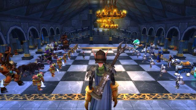 World of Warcraft: WoW: Одолеть Рубика
