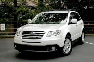 2011 Subaru Tribeca Wallpapers