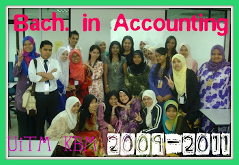 My Dear Classmates.. Bach. in Accounting