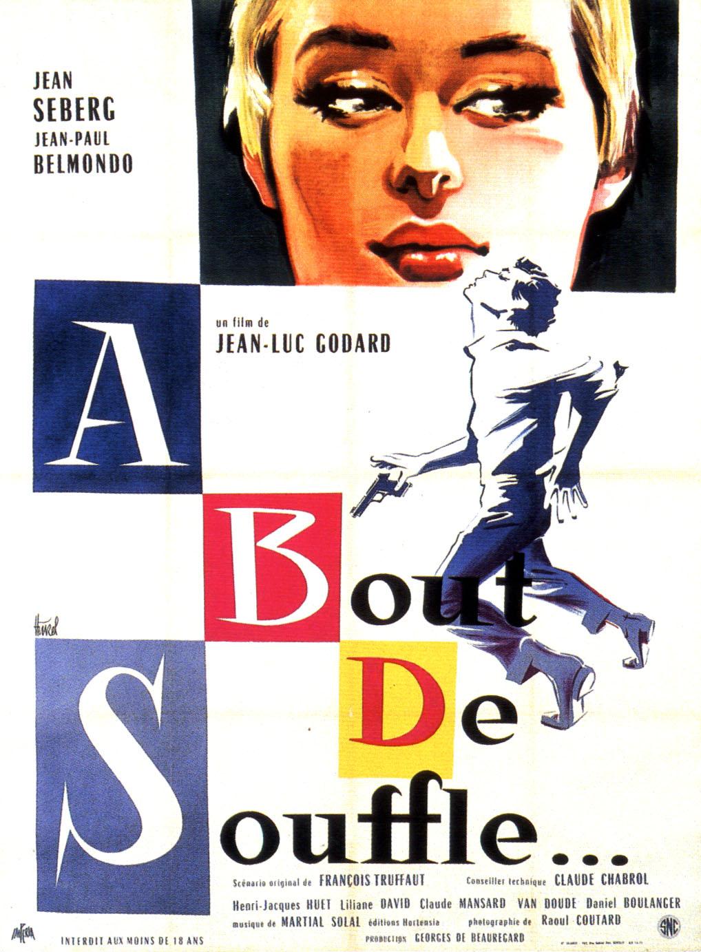 A BOUT DE SOUFFLE (1960)