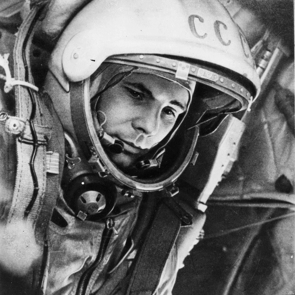 Ultimate Collection Of Rare Historical Photos. A Big Piece Of History (200 Pictures) - Yuri Gagarin