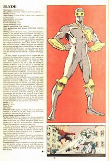 Escurridizo (ficha marvel comics)