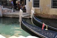 velence - gondola