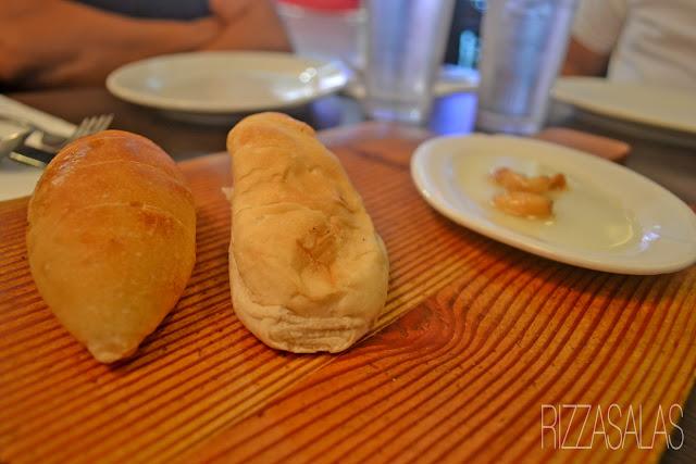 Gumbo Garlic Bread x Rizza Salas