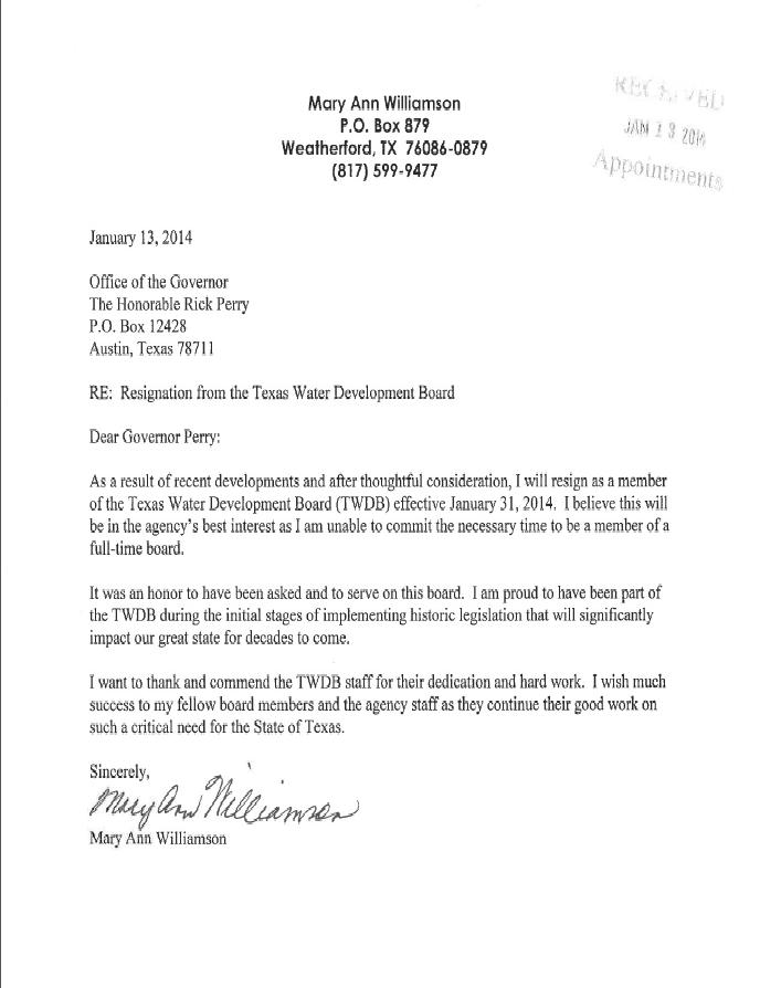 sample letter board of directors resignation online sample