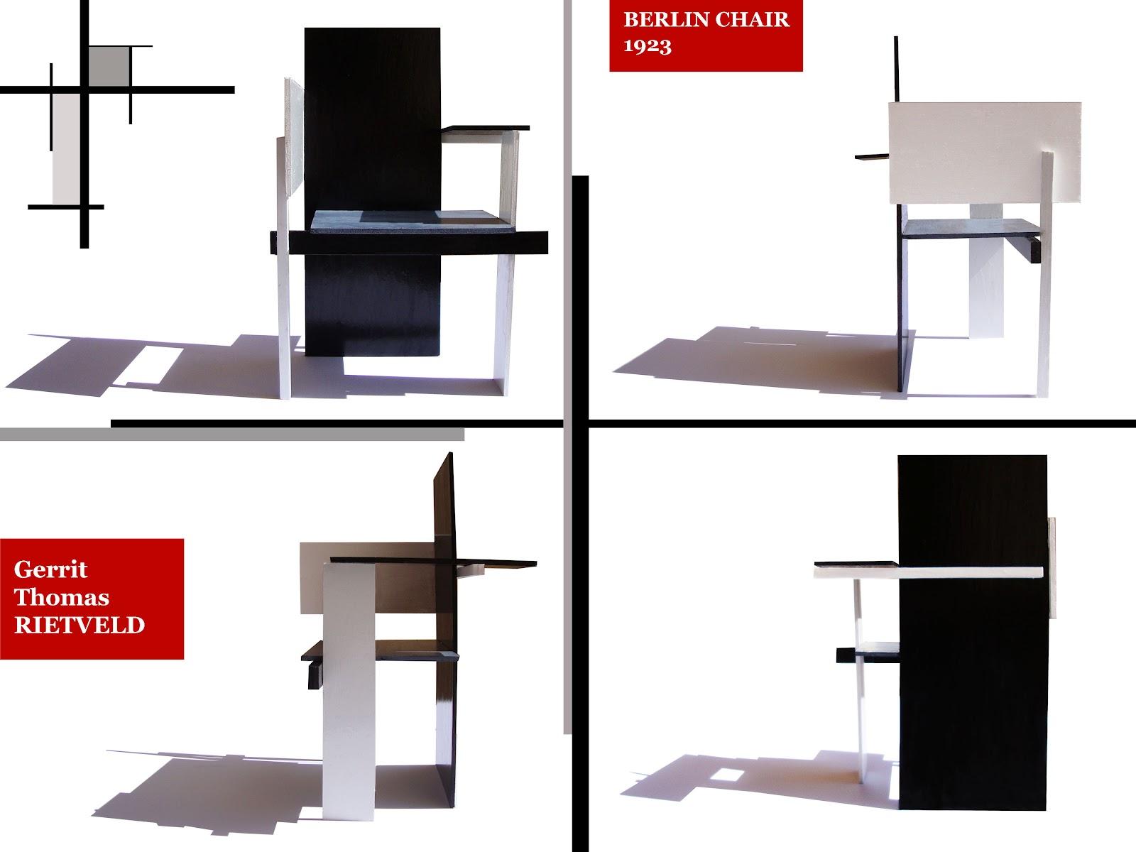Cecilia polidori twice design my berlin chair for Design semplice del garage