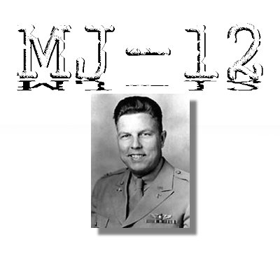 Colonel Howard McCoy and MJ-12