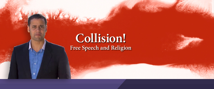 free speech and religion The free exercise clause of the first amendment protects the freedom of religion for individuals and groups from many kinds of government interference with the practice of their religion.