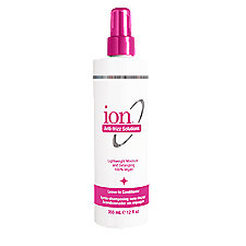 Blend True Make Up Artist: ion Anti-frizz Solutions
