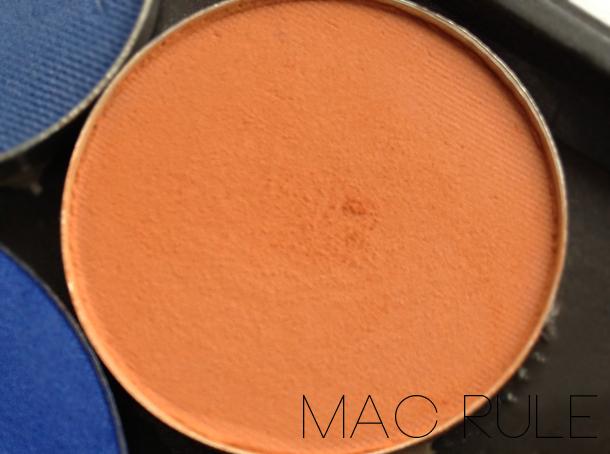mac eyeshadows rule vibrant grape aqua the beauty milk