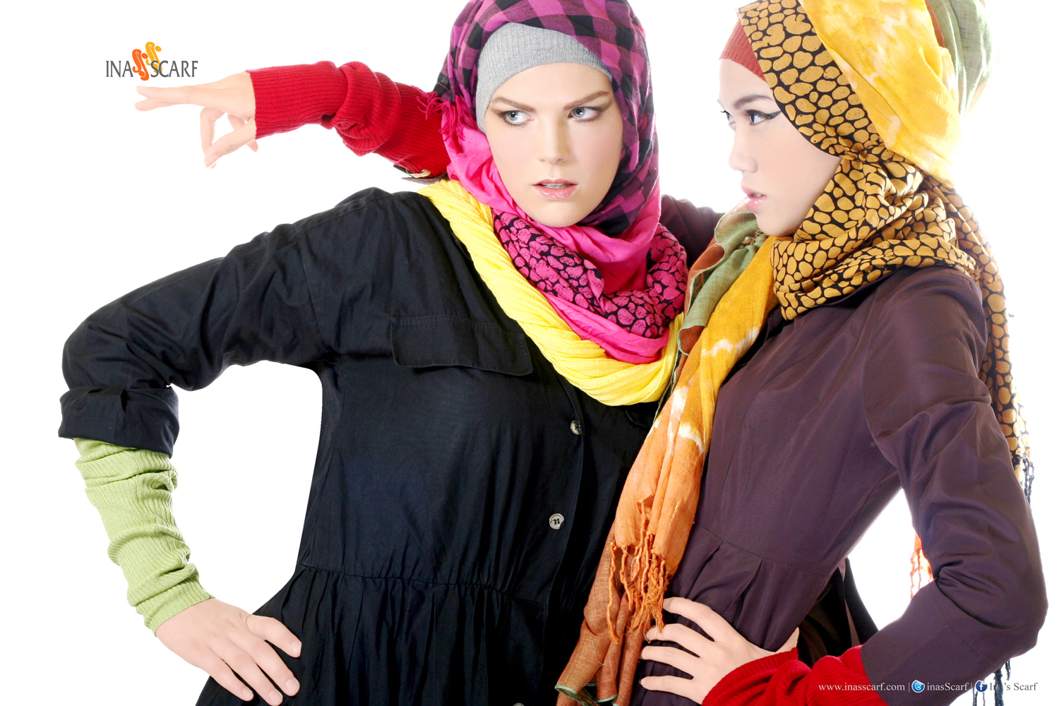 Indonesia Muslim Fashion Hijab Trade Fashion