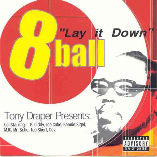 8Ball – Lay It Down (CD) (2002) (FLAC + 320 kbps)