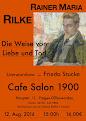 Rilke Literaturshow