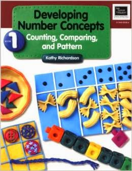 http://www.amazon.com/Developing-Number-Concepts-Book-Comparing/dp/0769000584/ref=sr_1_2?ie=UTF8&qid=1405008748&sr=8-2&keywords=kathy+richardson